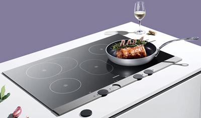 Hiệu suất năng lượng của bếp từ cao, ít gây hao phí